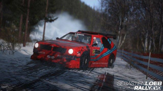 Sébastien Loeb Rally Evo immagine 178108