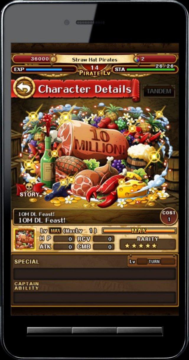 One Piece: Treasure Cruise immagine 183193