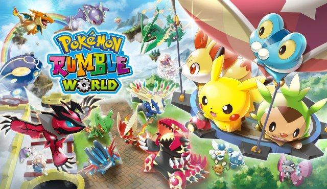Pokémon Rumble World immagine 173598