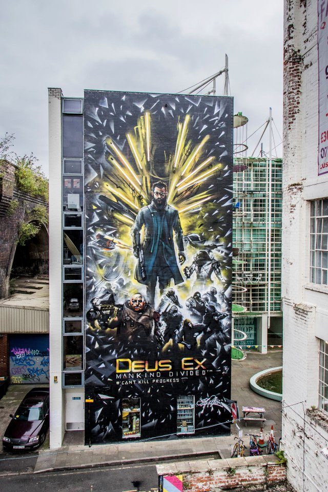 Deus Ex: Mankind Divided immagine 191209