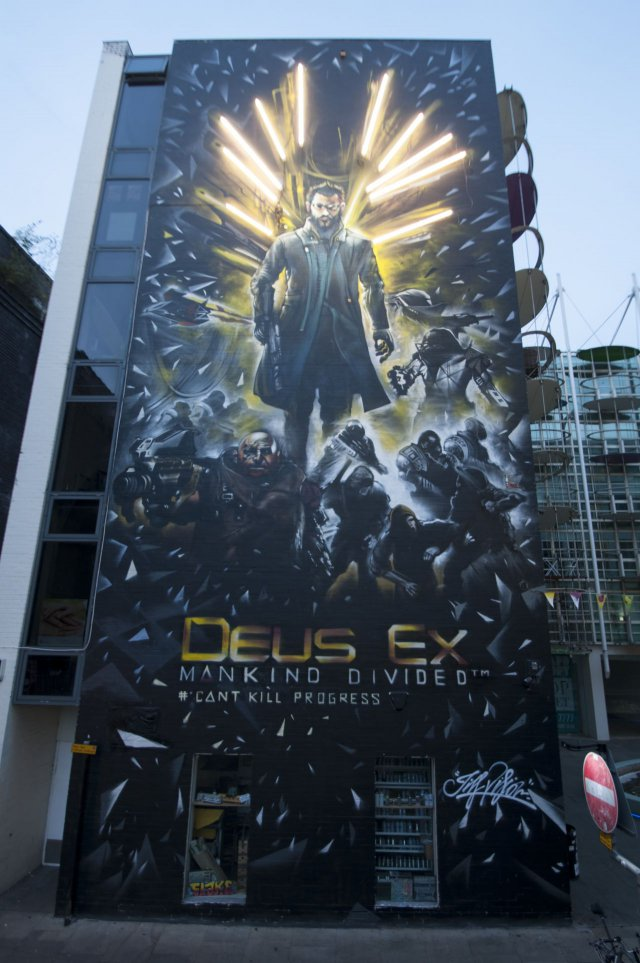 Deus Ex: Mankind Divided immagine 191215