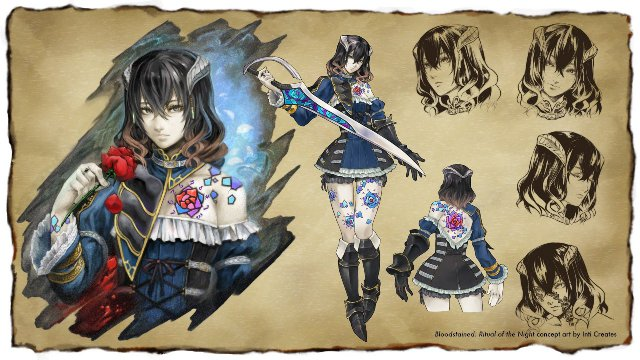 Bloodstained: Ritual of the Night immagine 194275