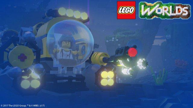 LEGO Worlds immagine 197133