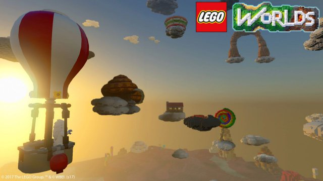 LEGO Worlds immagine 197136