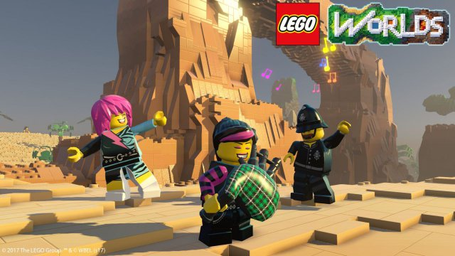LEGO Worlds immagine 197140