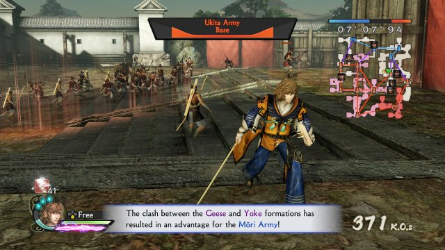 Samurai Warriors 4: Empires immagine 173765