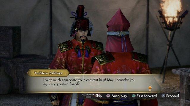 Samurai Warriors 4: Empires immagine 173780