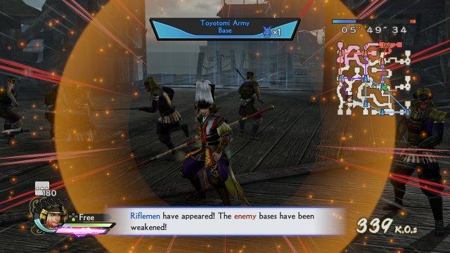 Samurai Warriors 4: Empires immagine 173792