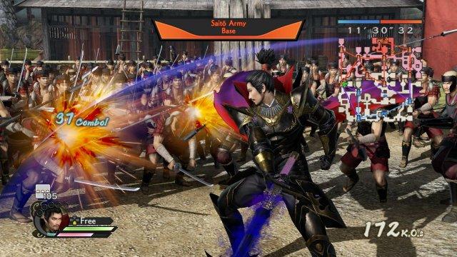 Samurai Warriors 4: Empires immagine 180624