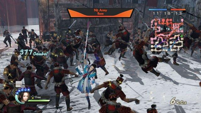 Samurai Warriors 4: Empires immagine 180626