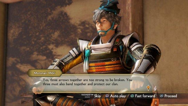 Samurai Warriors 4: Empires immagine 180628