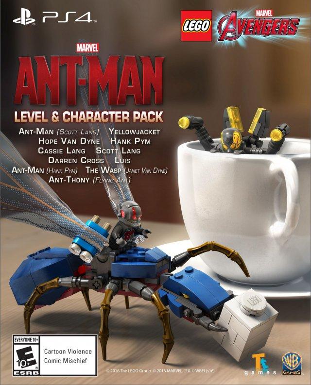 LEGO Marvel's Avengers immagine 173821