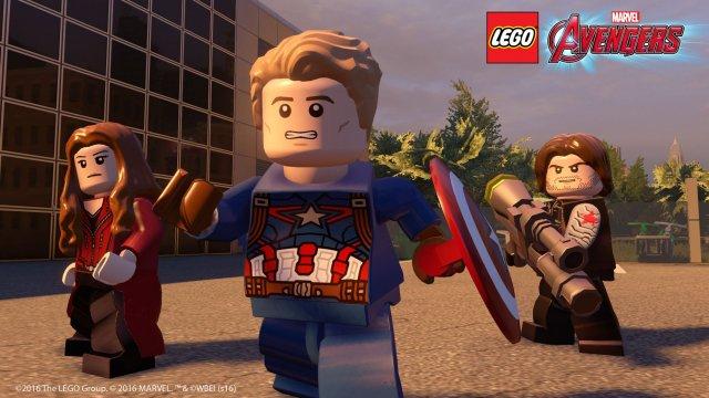 LEGO Marvel's Avengers immagine 173853