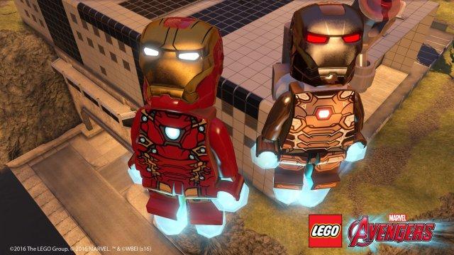 LEGO Marvel's Avengers immagine 173861