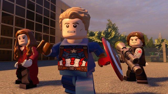 LEGO Marvel's Avengers immagine 173869