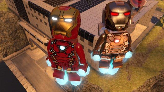 LEGO Marvel's Avengers immagine 173877