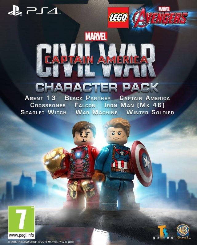 LEGO Marvel's Avengers immagine 180681