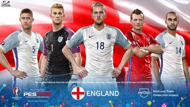 Pro Evolution Soccer 2016 immagine 186098