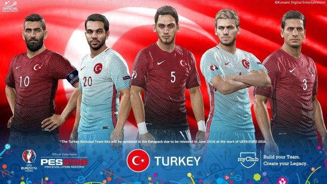Pro Evolution Soccer 2016 immagine 186108