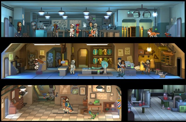 Fallout Shelter immagine 179399