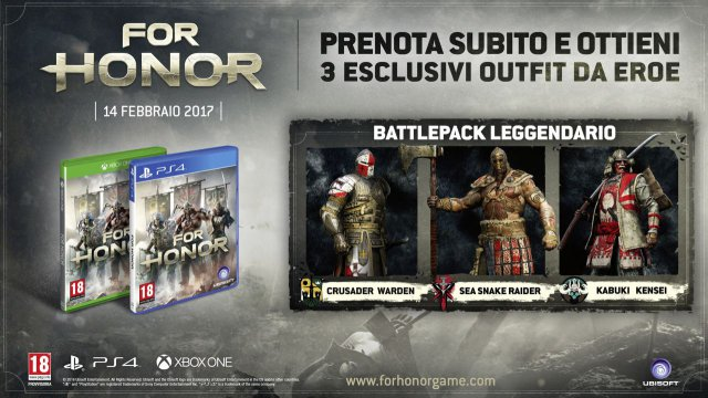 For Honor - Immagine 186964