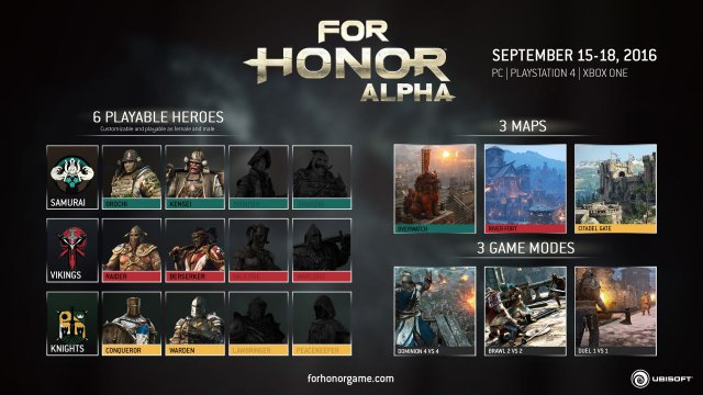 For Honor - Immagine 192271