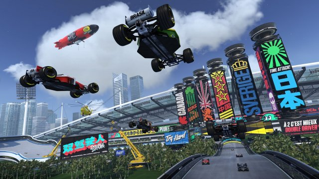 TrackMania Turbo immagine 179339