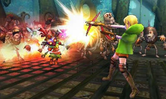 Hyrule Warriors: Legends - Immagine 180109