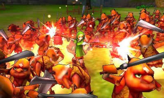 Hyrule Warriors: Legends - Immagine 180110
