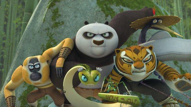 Kung Fu Panda 3 immagine 180775