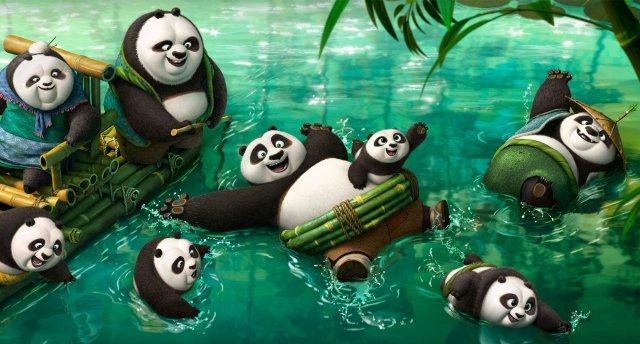 Kung Fu Panda 3 immagine 180776