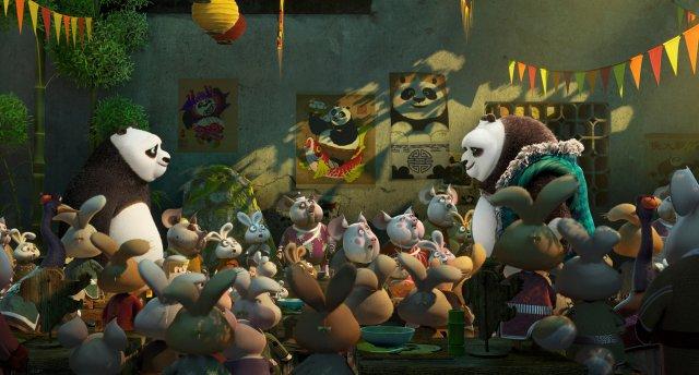 Kung Fu Panda 3 immagine 180777