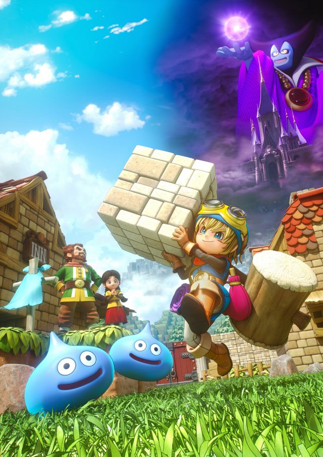 Dragon Quest Builders immagine 184922
