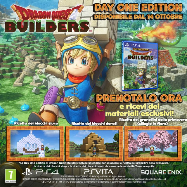 Dragon Quest Builders immagine 189151