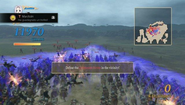 Arslan: The Warriors of Legend immagine 177851