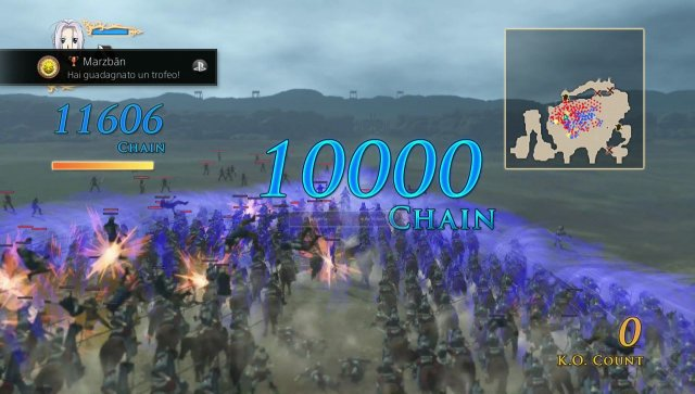 Arslan: The Warriors of Legend immagine 177852
