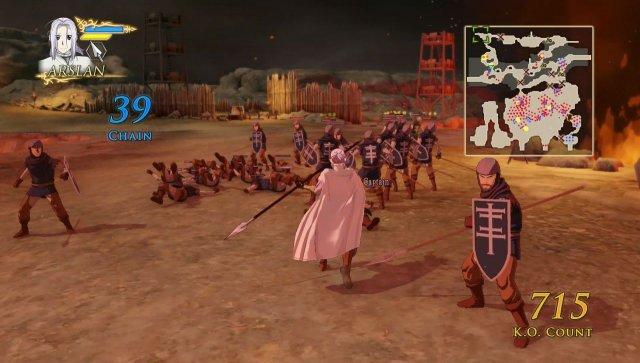 Arslan: The Warriors of Legend immagine 177854