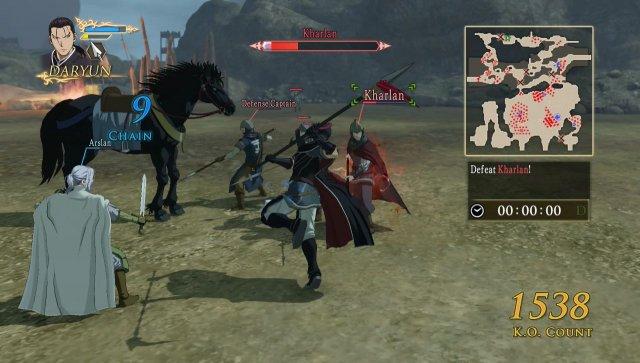 Arslan: The Warriors of Legend immagine 177855