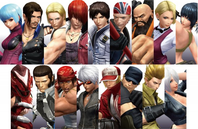 The King of Fighters XIV - Immagine 177919