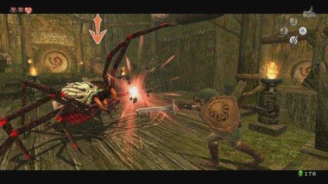 The Legend of Zelda: Twilight Princess HD - Immagine 176326