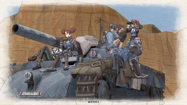 Valkyria Chronicles Remastered - Immagine 175039