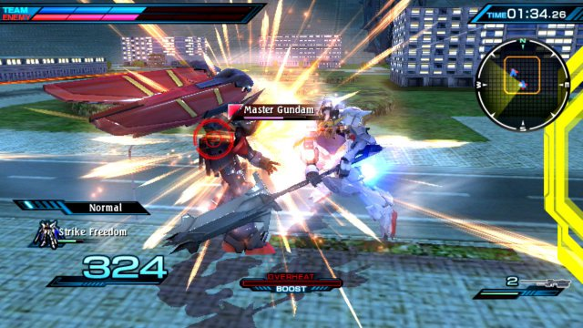 Mobile Suit Gundam Extreme VS-Force - Immagine 185643