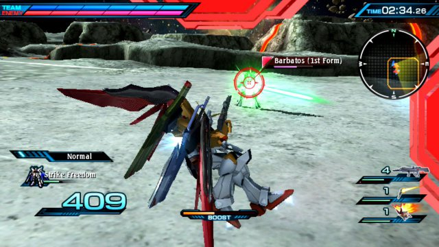Mobile Suit Gundam Extreme VS-Force - Immagine 185645