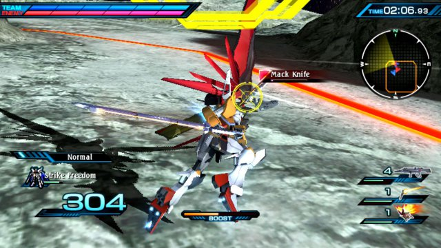 Mobile Suit Gundam Extreme VS-Force - Immagine 185646