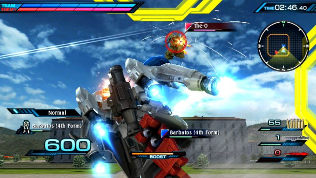 Mobile Suit Gundam Extreme VS-Force - Immagine 185648