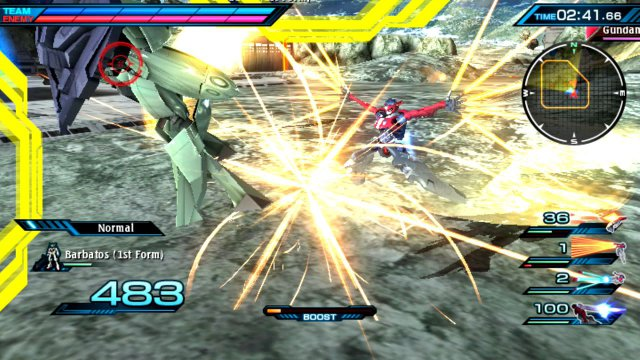 Mobile Suit Gundam Extreme VS-Force - Immagine 185651