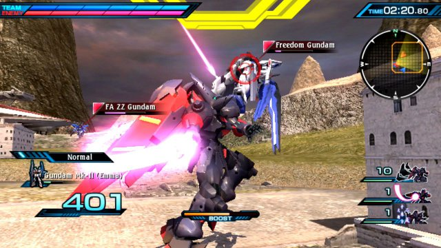 Mobile Suit Gundam Extreme VS-Force immagine 185655