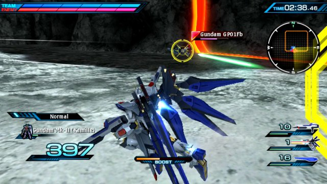 Mobile Suit Gundam Extreme VS-Force immagine 185658