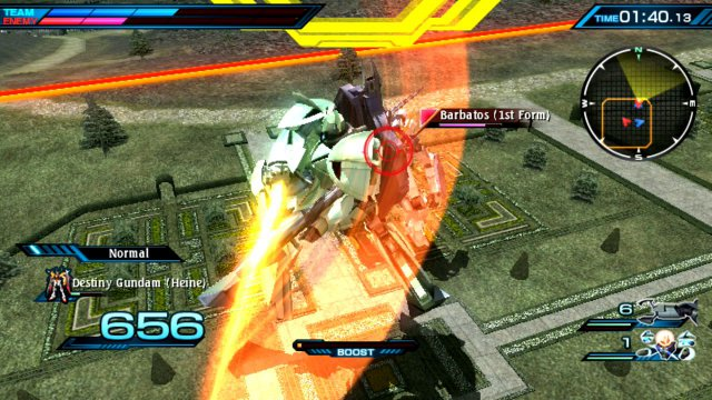 Mobile Suit Gundam Extreme VS-Force immagine 185660