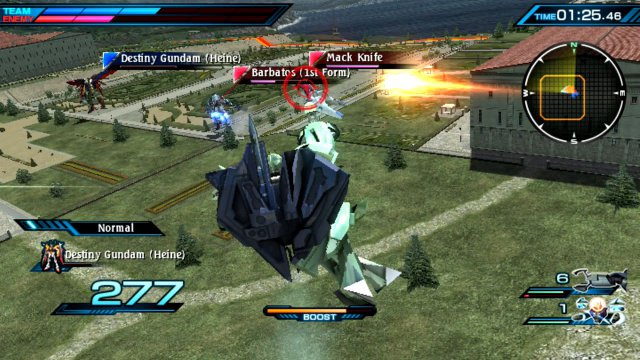 Mobile Suit Gundam Extreme VS-Force immagine 185661